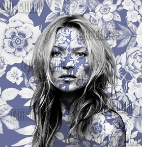 Kate Moss Beautilicious by Dirty Hans