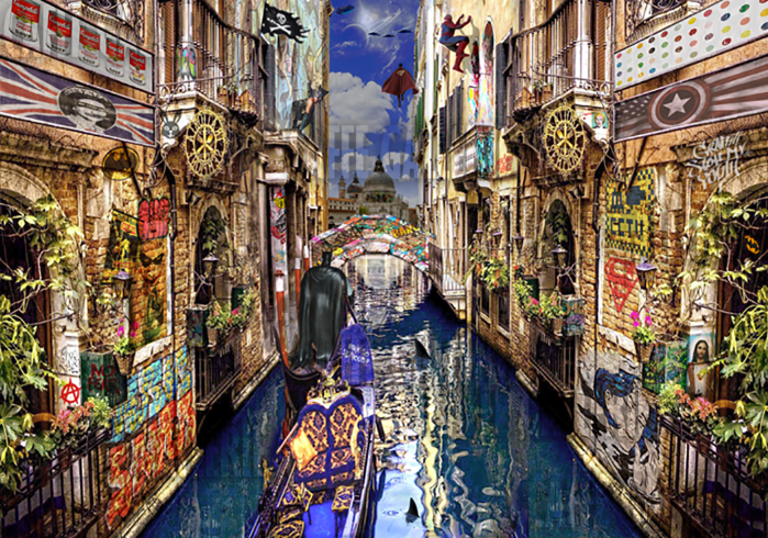 Pop goes Venice watermarked