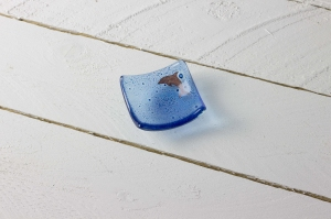 Jo Downs Dolphin Earring Dish, £10