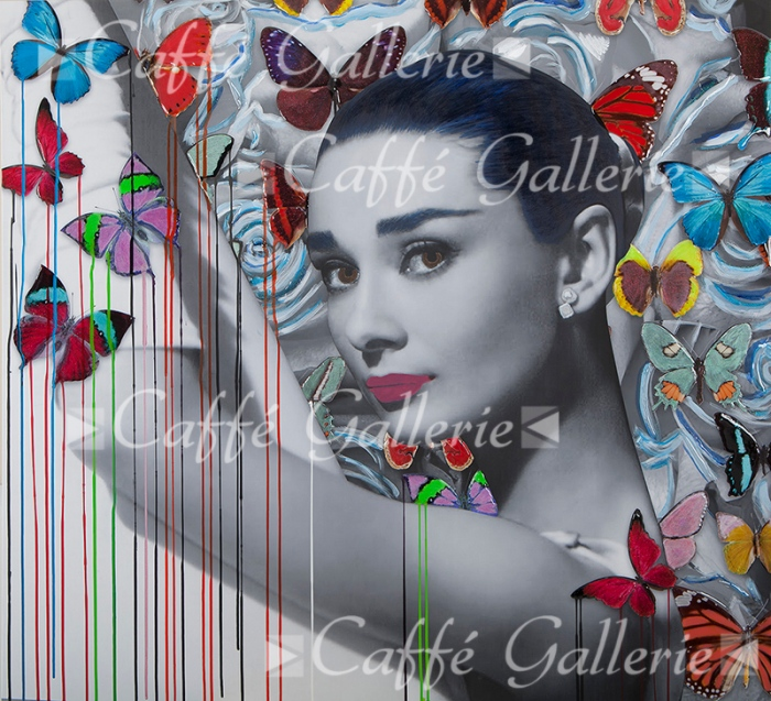 Audrey the beauty within