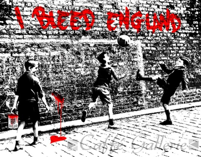I Bleed England